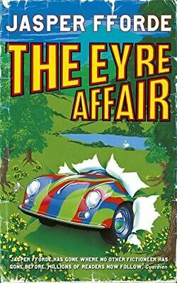 Fforde, Jasper, The Eyre Affair: Thursday Next Book 1, Very Good, Paperback • 3.79£