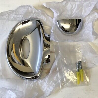 Mira Logic Soap Dish In Chrome - Brand New A1 Condition - Left Over - £25.75 ✅ • 25.75£