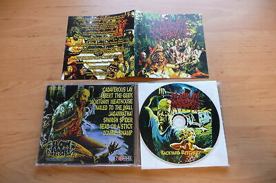 @ Cd Nailgun Massacre - Backyard Butchery / Slowrunner 2011 / Death Metal Dutch • 7.15£