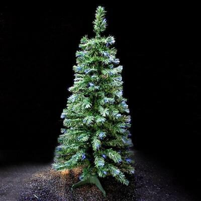 £19.95 • Buy Fibre Optic Colour Changing Christmas Tree (5ft/ 150cm) - Green