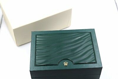 $ CDN128.46 • Buy ROLEX Empty Watch Box Case Geneve Suisse With Outer Box