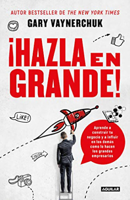AU22.12 • Buy Vaynerchuk Gary-?Hazla En Grande!/ Crushing It! (US IMPORT) BOOK NEW