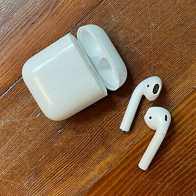 $ CDN38 • Buy Apple Airpods 1st Generation With Charging Case