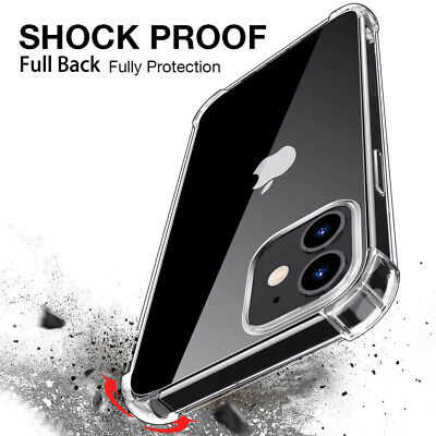 AU14.24 • Buy IPhone 12 Case/iPhone 12 Pro Max Case Upgraded Drop-proof Anti-Yellow Clear Bump