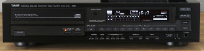 Yamaha Cdx-810 Vintage Cd Player & Remote Control • 199£