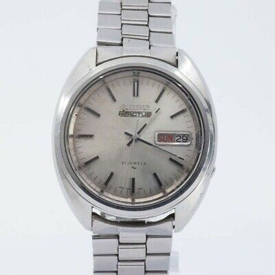$ CDN89.54 • Buy Vintage Seiko 5 Actus Automatic 7019-7070 Mens Watch Japan