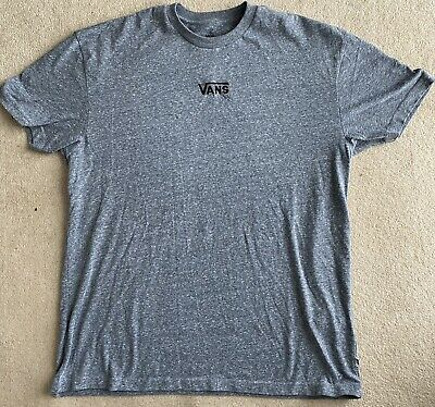 Vans Womens Oversized Grey T Shirt Size M Never Worn • 17.50£