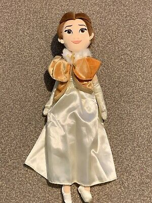 Disney Store Belle Beauty & The Beast Plush Soft Toy Doll 18 Inches • 9.99£