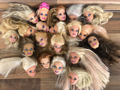 Mattel Barbie Spares Reroot Vintage Midge New Ooak Fashion Heads Doll Bundles • 4.99£