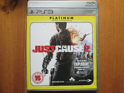 JUST CAUSE 2 (Sony PlayStation 3,  • 0.99£