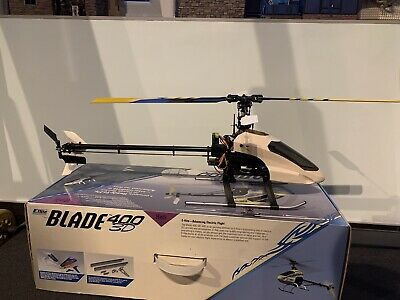 E-flite Blade 400 3D Electric Helicopter • 114£