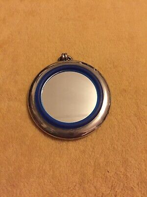 A Rare And Unusual YSL Ruve Gauche Fob Compact Mirror • 35£