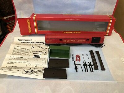 Hornby Royal Mail Travelling Post Office R.416 00 Gauge.  Boxed • 9.50£