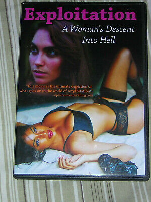 Exploitation A Woman's Descent Into Hell DVD R0 Bill Zebub Faux Documentary VGC • 0.99£
