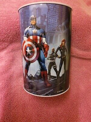Money Box Tin - The New Avengers • 6£