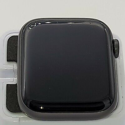 $ CDN379.63 • Buy  Apple Watch Series 5 44mm Space Gray Case Black Band - (MWVF2LL/A)