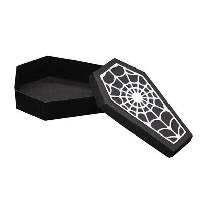 £1.99 • Buy *CUTE  Small  Die Cut *COFFIN BOXES  X 5  For Treats/small Gift   *FREE UK P&P
