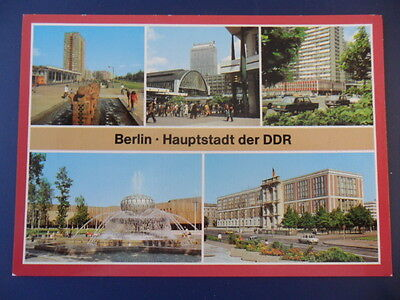 Collectable Old Postcard - Berlin • 0.50£