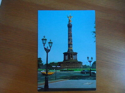 Collectable Old Postcard - Siegessaule - Berlin • 0.50£