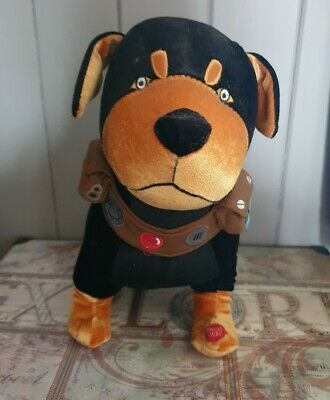 £21.50 • Buy Disney Pixar Up Talking Beta Rotweiller Dog Plush Soft Toy Phrases From The Film