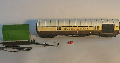 Hornby  GWR Operating Royal Mail Coach Set • 5.50£