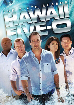 AU36.91 • Buy Hawaii Five-0 (2010) S6  [6 Discs] [Region 4] - DVD - Free Shipping. - New
