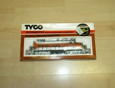 $ CDN20.29 • Buy Vintage Tyco Precision Engineered Ho Scale Western Pacific Electric Train