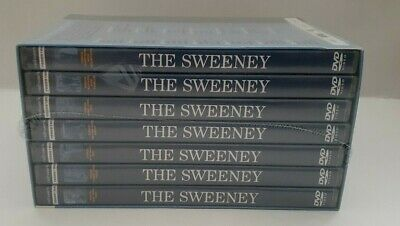 The Sweeney - Complete Collection Series Box Set + Regan Pilot Episode *NEW* • 43.25£