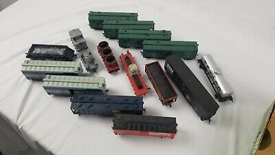 $ CDN39.27 • Buy HO Scale Train Car Lot - Various Brands And Makes