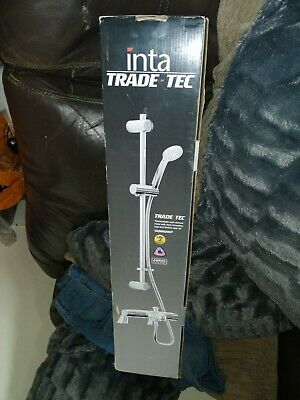 Inta Trade Tec Thermostatic Bath Shower KIT (READ DESCRIPTION) NEW PARTS ONLY.  • 15.99£