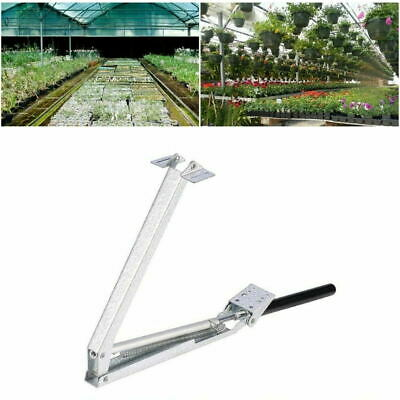 Greenhouse Window Roof Vent Automatic Opener Auto Heat Sensitive Temp Controul • 14.99£