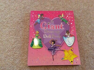 My Giant Dress-up Doll Book • 7.50£