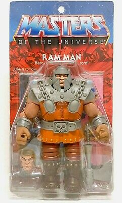 $189.99 • Buy Masters Of The Universe Classics Super7 Ultimates Ram Man  ULTIMATES NEW Sealed