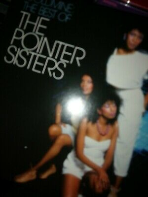 The Pointer Sisters : Goldmine: The Best Of The Pointer Sisters CD 2 Discs • 3.70£