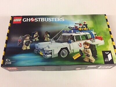 LEGO Ideas - Ghostbusters Ecto-1 (21108) - Brand New In Sealed Box • 90£