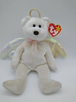 £900 • Buy Rare Authentic Ty HALO Beanie Baby, #425 Brown Nose