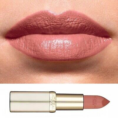 £4.99 • Buy L'Oreal Nude Beige Natural Color Riche Satin Lipstick Beige A Nu 630
