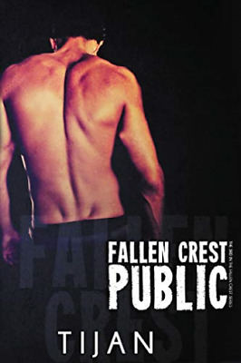 AU21.42 • Buy Tijan-Fallen Crest Public (US IMPORT) BOOK NEW