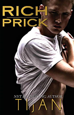 AU24.75 • Buy Tijan-Rich Prick (US IMPORT) BOOK NEW