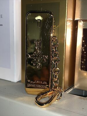 $ CDN30.95 • Buy Paco 1 MILLION Paco Rabanne Men 0.3oz Cologne With Key Chain Perfect Gift UNBX