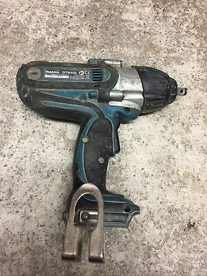 MAKITA DTW450Z CORDLESS 18V 1/2  IMPACT WRENCH (body Only) • 120£