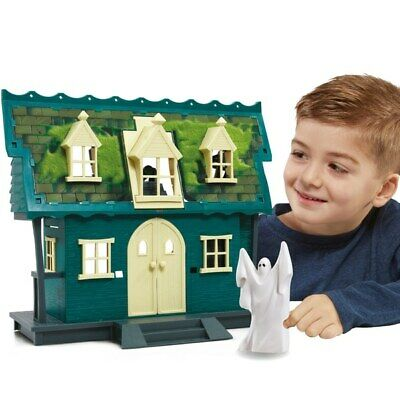 Scooby Doo Haunted Mansion Trap Door Loose Step Bang Open Traps Along Spring His • 38.99£