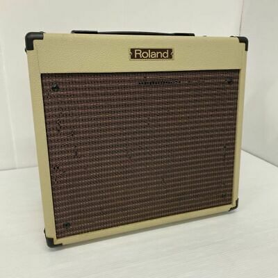 AU453.65 • Buy Roland BC-30 Blues Cube 30-Watt Guitar Combo Amplifier Used Working Good Vintage