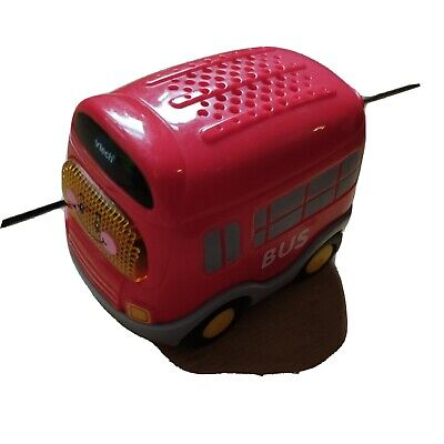 Vtech Toot Toot Red Bus • 1.99£