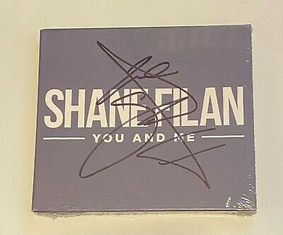 Shane Filan - You And Me (Signed) Unopened CD • 50£