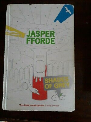 Shades Of Grey By Jasper Fforde (Hardback, 2010) • 0.99£