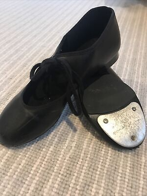 Black Tap Dancing Shoes Size 3 • 2£