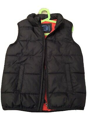 Boys Navy Blue Zoo Gillet Body Warmer Age 7-8 Years • 2£
