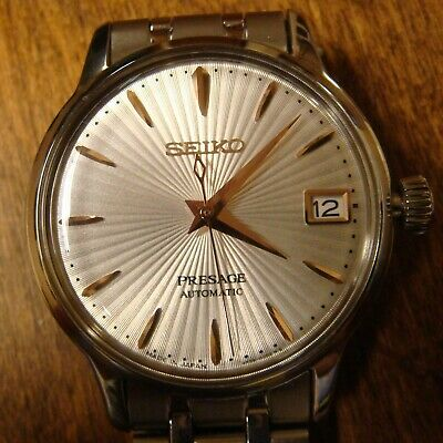 $ CDN254.16 • Buy   Seiko Presage Automatic Sunray Dial Stainless Steel Women's Watch Nice