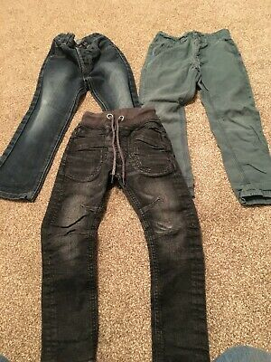 Boys Jeans 4-5 Years • 1.99£